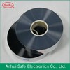 zinc - aluminum alloy metallized polypropylene film with heavy edge