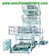 Three Layer Automatice Co-Extrusion Film Blowing Machine