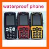 Waterproof Mobile Phone ZTC007 Quadband Dual SIM Card