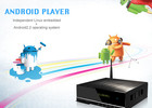 3D Android Media Box Full HD 1080P Network Media Player