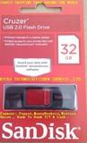 Cruzer USB 2.0 Flash Drive 32GB