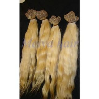 machine made weft, brazilian virgin hair