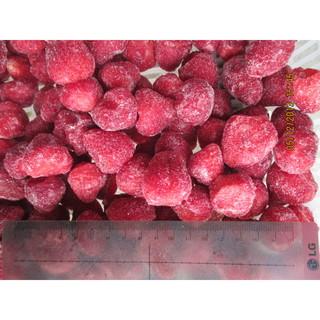 IQF organic strawberry
