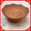 hight quality handmade rattan fruit basket/rattan basket/storage basket