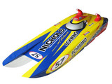 Gas Powered Large RC  Boat