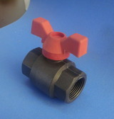 Unique Invention Partent Nylon Ball Valve