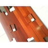 solid kempas wood flooring/timber flooring