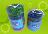 Colorful Plastic Scourer