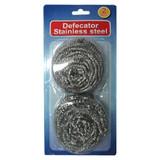 Stainless Steel Scourer (SS1301)