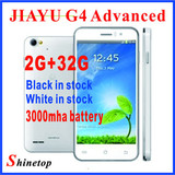 "Jiayu G4 MTK6589 Quad core dual sim 1.2G CPU android 4.7"" IPS screen gorilla 1280 x 720 3G smart phone"