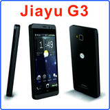 "Jiayu G3 MTK6577 Dual core dual sim 1G CPU android 4.5"" IPS screen gorilla 1280 x 720 3G smart phone"