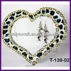 Fashion Metal handmade lady jewelry holder with lovely shape