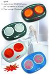 Massage Apparatus/Massage Cushion/FOOT MASSAGER