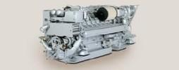 MTU Marine Engine