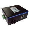 10/100M Industrial fiber media converter