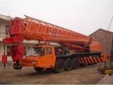 Used All Terrain Crane 120t Kato Truck Crane NK-1200