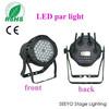 36*3W DMX RGB LED PAR CAN Lights 36PCS high power 3W LEDs ,Bar party DJ Lighting,36pcs 3w led par light