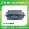 Compatible black toner for hp Q2610A 10A cartridge