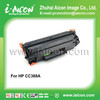Compatible virgin empty toner cartridge for hp CC388A