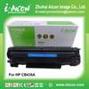 Printer toner cartridge For HP CB436A 36A