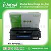 Compatible toner for HP Q7553X 53X Laserjet 2015 toner cartridge