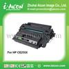 oem toner cartridges CE255X Compatible toner cartridge