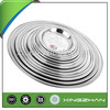 30~60cm Thickened Thai Stainless Steel Round Tray