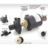 Brushless mini 12v 24v dc water pump