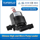 12v 24v brushless water heater recirculation pump