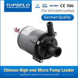 TOPSFLO Centrifugal Circulation Mini Brushless DC 24 v water pump