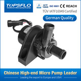 TOPSFLO 12V or 24V DC Brushless Electric Car Motorcycle Cooling Pump