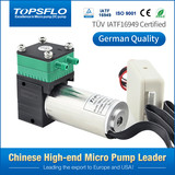 6v 12v 24v electric dc low Pressure vacuum diaphragm aiir pump