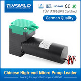 TOPSFLO 12v high pressure small diahragm air vacuum pump