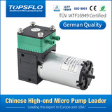 TOPSFLO Micro Vacuum Compressor Air DC Brush 6V 12V 24V Mini Water Pump