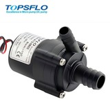 12V or 24V Brushless DC small battery operated water pump