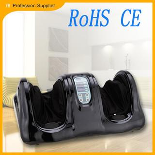 Reflexology foot massager with roller