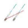 LC OM3 Duplex Fiber Patch Cord, OM3 Duplex Fiber Cable