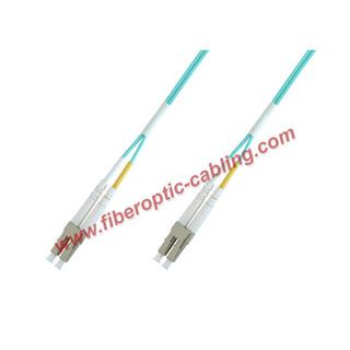 LC Duplex Patch Cord