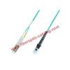 MTRJ OM3 Duplex Fiber Patch Cord, OM3 Duplex Fiber Cable