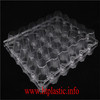 PVC egg tray/container packing