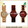 New Arrival Watch ,Hottest Brand wood watch silicone watch