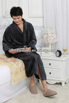 2013 top selling best quality wholesale bathrobe super soft bathrobes suitable for young men