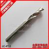 4*12 Carbide Tungsten End Mill CNC Machine Milling Cutter Cutting Bits For Aluminum