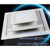 square LED panel downlight, super slim SMD down light, 2835SMD 18W ceiling lights, ultra thin LED interior panel lighting