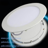 round LED panel downlight, ultra thin SMD down light, 2835SMD 12W ceiling lights, super slim LED interior panel lighting