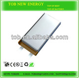 3.7v lithium ion battery for mobile phone battery 5000mAh,and battery production line/making machine/raw material supplier