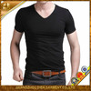 Hot sale ! 2013 New Design Flexible Cotton T Shirt ,Underwear Blank Men's T Shirt