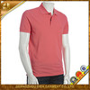 Manufacturer Supply Blank Men's Cotton Polo Shirt
