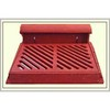 Catch Basin Inlet Grate Back Plate Hood