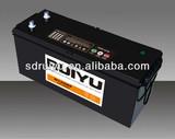 Hot ! popular MF battery for car starting